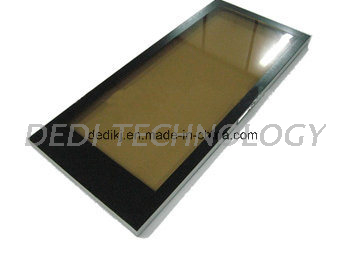 Dedi Customized Size 43 Inch Transparent LCD Display Fridge Door to Display Video