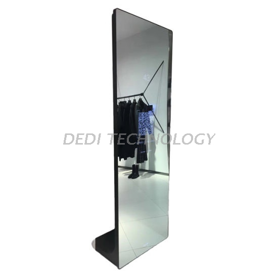 Dedi Motion Sensor Magic Mirror LCD Kiosk