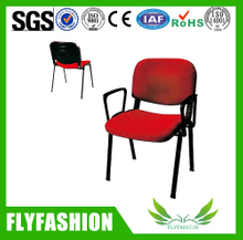 Leather Chair with arms Leather Mesh library Chiar(STC-08)