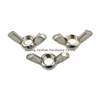 DIN315 metric stainless steel decorative battery wing nuts for electrial