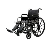 YJ-K202-1 Steel manual wheelchair