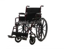 YJ-023E Steel Manual Wheelchair