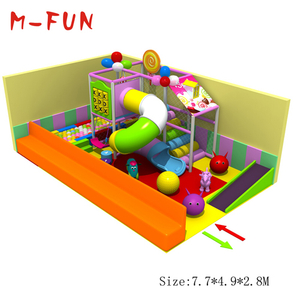 Indoor games for malls