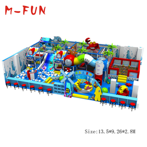 CE Certificated Children Indoor Playground