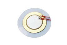 Piezo diaphragm 35mm-3B35+2.6EEW