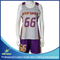 Custom Sublimation Girl's Lacrosse Clothing with Race Back Reversibles and Short