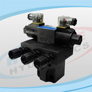 SRVG Series Solenoid Operated Relief Valves & RVG Series Pilot Operated Relief Valves