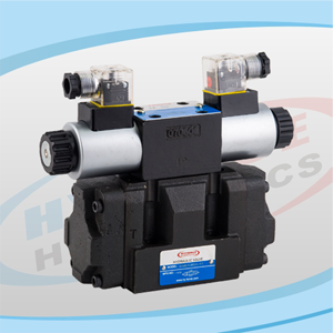 4WEH10 Series Solenoid Pilot Operated Directional Control Valves & 4WH10 Series Hydraulic Operated Directional Control Valves