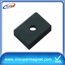 ISO9001 certificated product various types of ferrite magnetic
