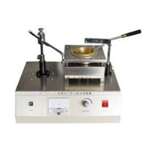 Digital Open Cup Flash Point Tester TPO-100