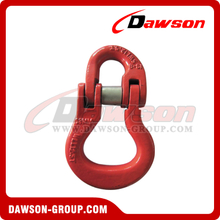 G80 Special Webbing Connecting Link / Grade 80 Web Sling Connector for Webbing