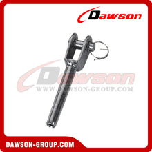 Stainless Steel Jaw Swage Terminal