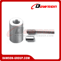 Wire Rope Steel Stop Buttons