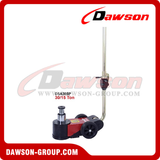 DSA30SP Pneumatic Axle Jack