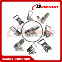 Stainless Steel Ratchet Lashing Buckles