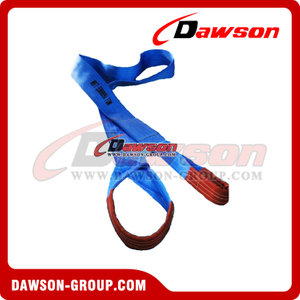WLL 16 Ton Polyester Webbing Slings - Lifting Slings AS 1353