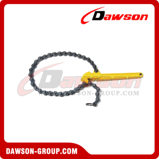 DSTD06K Chain Pipe Wrench