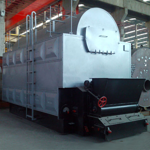Biomass Pellet Steam Boiler
