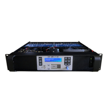 DSP-14K 2 Channel Digital Professional Amplifier with Ethernet