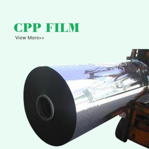 Phim CPP, phim CPP Metallized