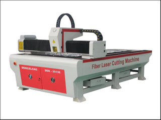 Stainless steel metal fiber laser cutter machine
