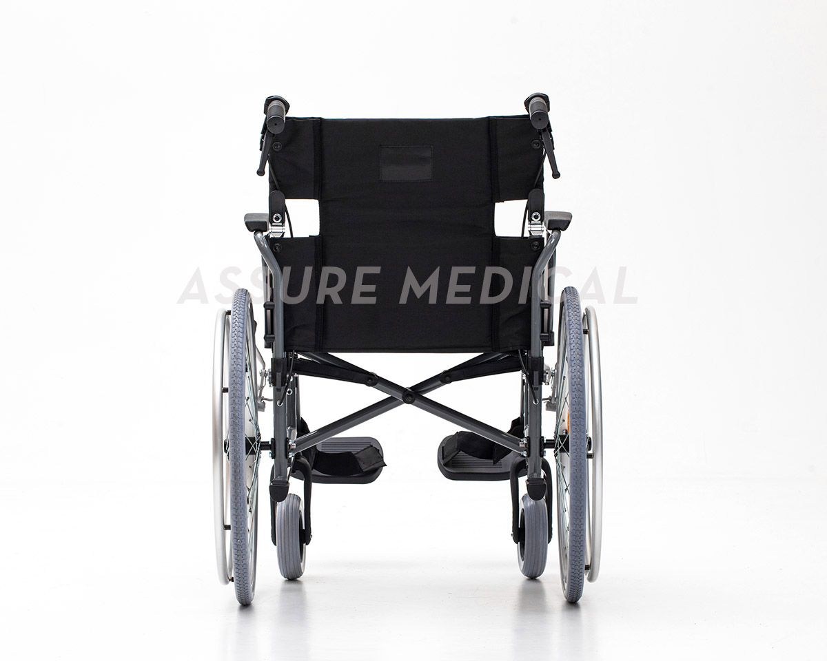 AL-001B Aluminum Alloy Lightweight wheelchair