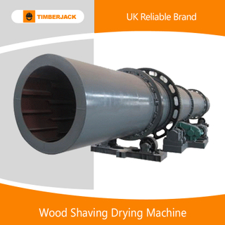 Wood Shaving Drying Machine