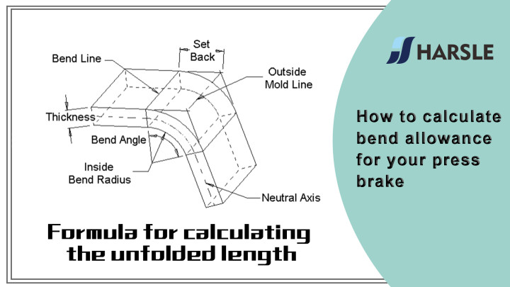 How to Calculate Bend Allowance for Your Press Brake