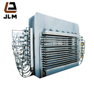 Industrial Hot Air Dryer Machine for Plywood Core Veneer Drying