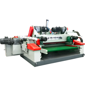 CNC Control Automatic 4 Feet Log Veneer Peeling Lathe for Plywood