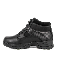 Toe men's ripple sole tactical boots 4103