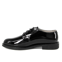Waterproof oxford patent leather office shoes 1268