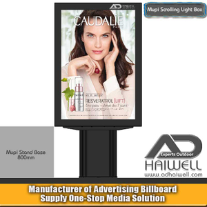 Indoor Digital Scroller LED Light Box