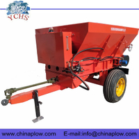 Manure fertilizer spreader cow manure spreader