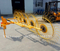 Wheel hay rake machine manufacturer