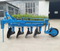 Agricultural equipment double way hydraulic disc plough for tractors