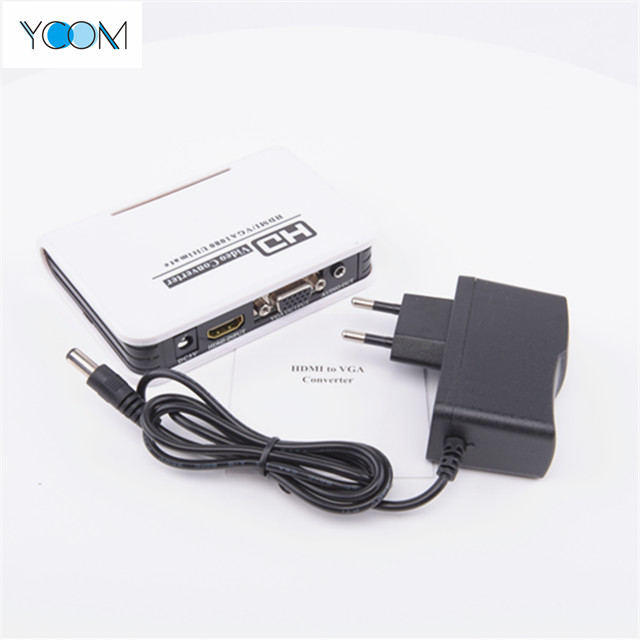 1080P HDMI to VGA Ultlmate Video Converter