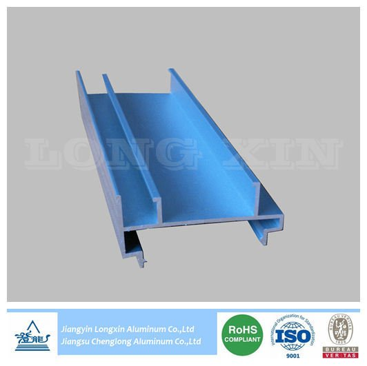 6063 T5 Aluminium Extrusion for Windows