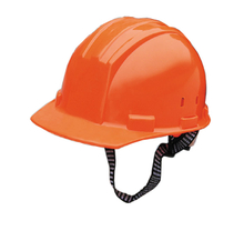 4105 ABS or PE material safety helmet