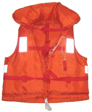 EVA life vest jacket with reflective tape