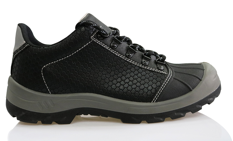 Low ankle safety jogger sole safety shoe