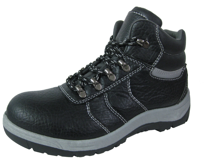 3 months guarantee PVC work men safety shoes