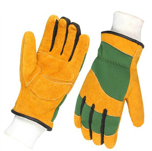 Cowhide Winter Work Gloves