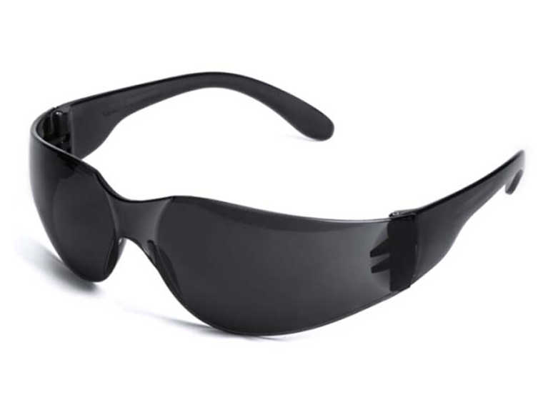 CE EN 166F & ANSI Z87.1 PC safety eyewear