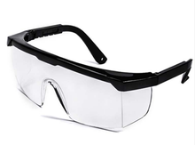 CE EN 166F & ANSI Z87.1 PC working Safety Goggles