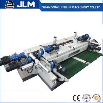 8 Feet Log Peeling Automatic Machine