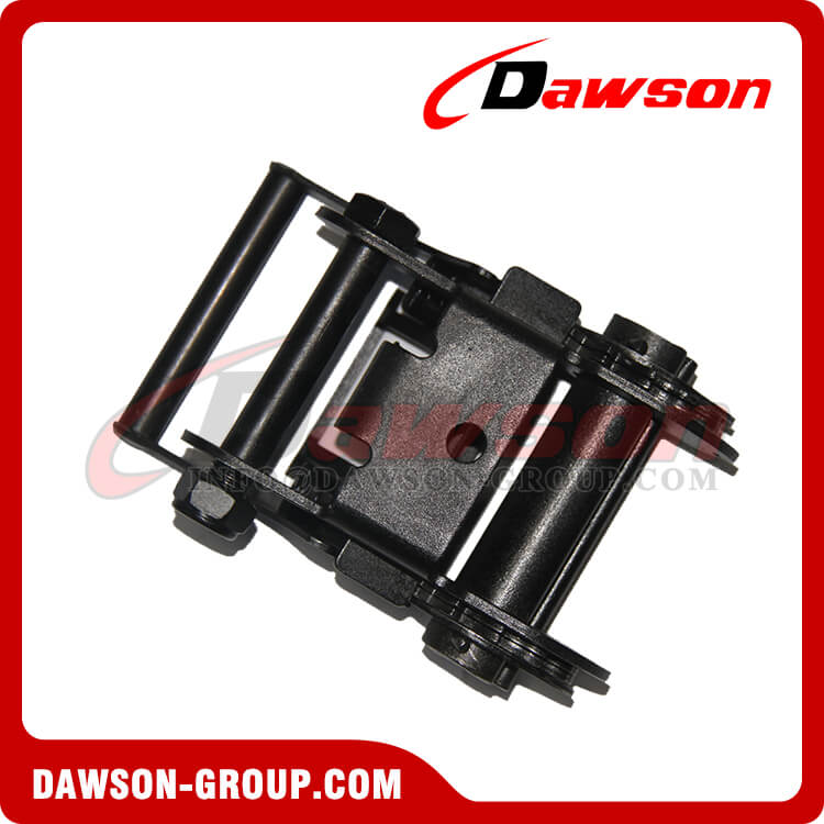 75MM 10T Ratchet Buckle for Tie Down Lashing, Short Buckle - Dawson Group Ltd. - China Factory