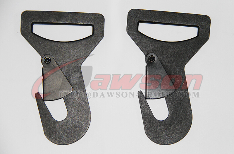 7.5Ton 7500KG 16500LBS Zinc Plating with Chromate Conversion Coating Snap Hook - China Supplier, Factory