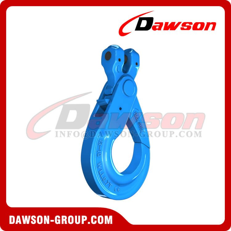 G100 European Type Clevis Self-Locking Hook - Dawson Group Ltd. - China Manufacturer