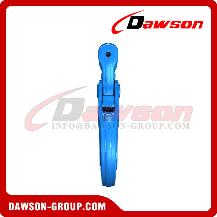 G100 Special Clevis Self-locking Hook with Grip - Dawson Group Ltd. - China Manufacturer, Supplier